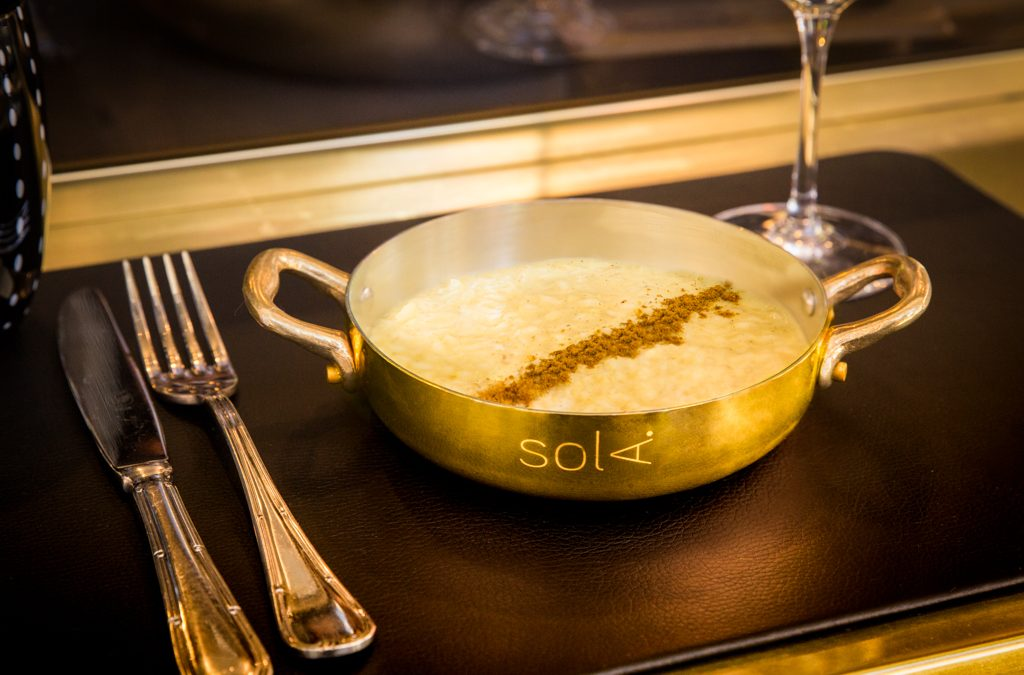 The 2nd Gold Risotto Night