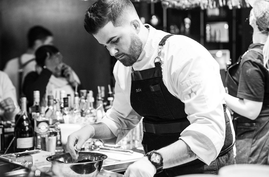 Meet our New Executive Chef, Luigi Speranza