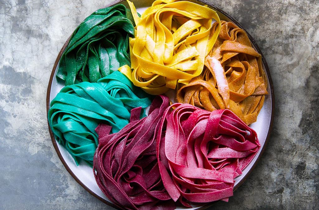 PRIDE PASTA ? Share the love with Sola